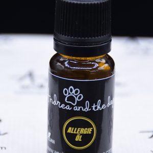 Dieses Öl unterstützt deinen Liebling bei sämtlichen Umwelt- und Nahrungsallergene....