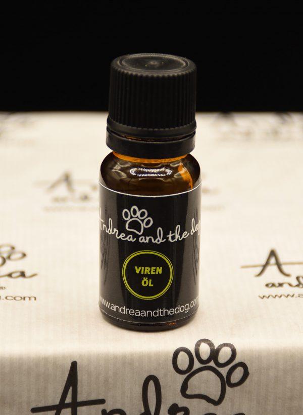 Viren sind unsichtbar und überall. Dieses Öl schützt deinen Liebling vor Viren.... - 14 Tageskur