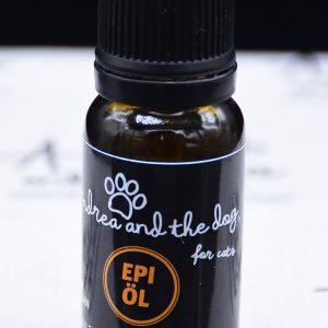 Dieses Öl minimiert epileptische Anfälle bei deinem Liebling. Ein Fläschen enthält ca. 200 Tropfen.